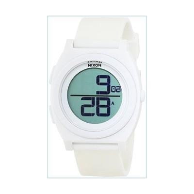 Nixon Women's Time Teller A417100 White Silicone Analog Quartz Fashion Watch並行輸入品
