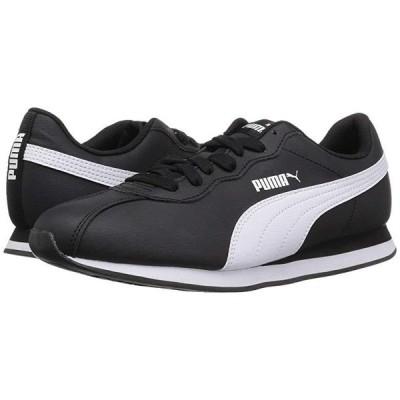 プーマ Turin II メンズ スニーカー 靴 シューズ Puma Black/Puma White