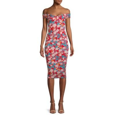 レイチェルパリー ワンピース トップス レディース Rachel Pally Sammi Midi Dress tropical print