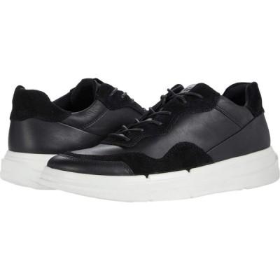 エコー ECCO レディース スニーカー シューズ・靴 Soft X Sneaker Black/Black