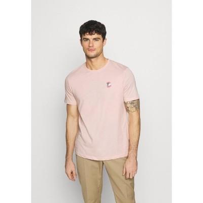 ユアターン Tシャツ メンズ トップス UNISEX - Print T-shirt - pink