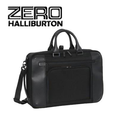 ゼロハリバートン PRF 3.0 3WAY ブリーフケース Small Three-Way Briefcase ブラック