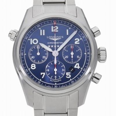 ロンジン スピリット L3.820.4.93.6 新品 メンズ(男性用) 送料無料 腕時計