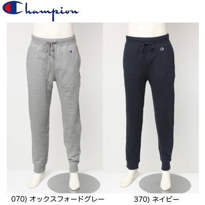 Champion チャンピオン スウェットパンツ ワンポイントロゴ 裏パルプ地 / 日本正規代理店製品