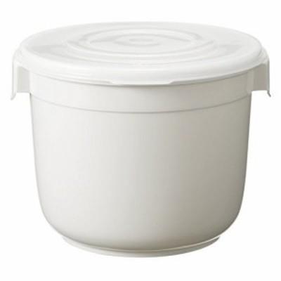 新輝合成 トンボ ぬか漬けにも便利な シール容器 朝市 丸型 6L 6型