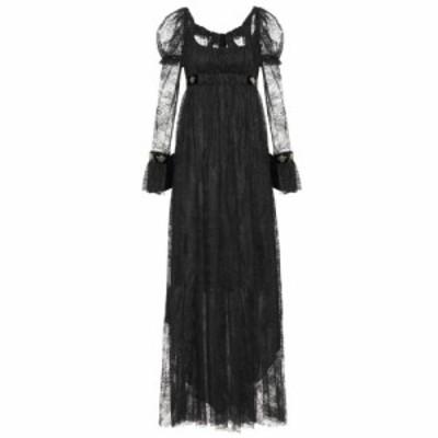 フィロソフィ ディ ロレンツォ セラフィニ Philosophy Di Lorenzo Serafini レディース ワンピース ワンピース・ドレス Lace dress Black