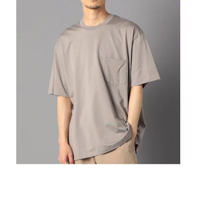 【Handvaerk/ハンドバーク】6513 60/2 s/s big t-shirts Tシャツ カットソー