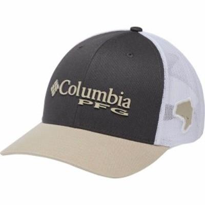 コロンビア Columbia メンズ キャップ 帽子 PFG Mesh Snap Back Ball Cap Alpine Tundra/Fossil/Fish TBD