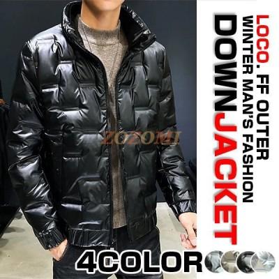 ダウンジャケット ダウン ジャケット ダウンコート 中綿ジャケット 中綿コート ブルゾン 撥水 アウター アウトドア ブランド 暖かい 防寒 大きいサイズ