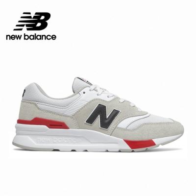 【New Balance】復古運動鞋_中性_灰白色_CM997HVW-D楦