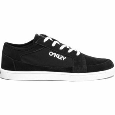 オークリー Oakley メンズ スニーカー シューズ・靴 Suede B1B Sneaker Shoes Blackout