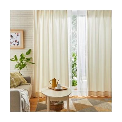 爽やかな色合いのカーテン&レースセット カーテン&レースセット, Curtains, sheer curtains, net curtains(ニッセン、nissen)