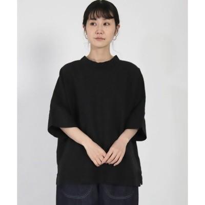 シャツ ブラウス [D.M.G / ディーエムジー] フレンチリネンキャンバス POシャツ