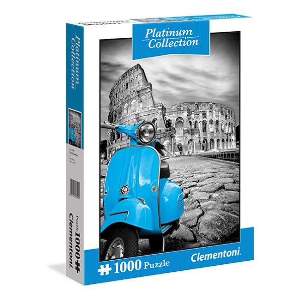 【義大利 Clementoni】拼圖 羅馬競技場 Colosseo (1000片) CL39399I