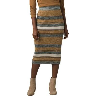 プラーナ Prana レディース スカート Acadia Skirt Peacock