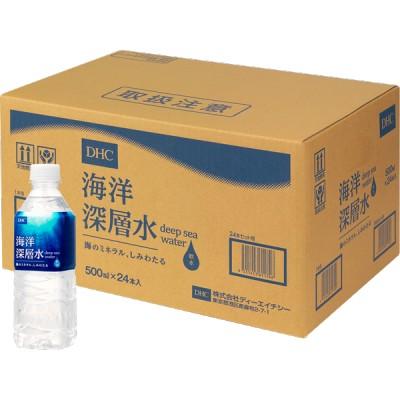 【お水定期便】DHC海洋深層水[500ml×24本]