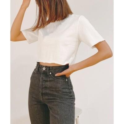 tシャツ Tシャツ Simple short Tee