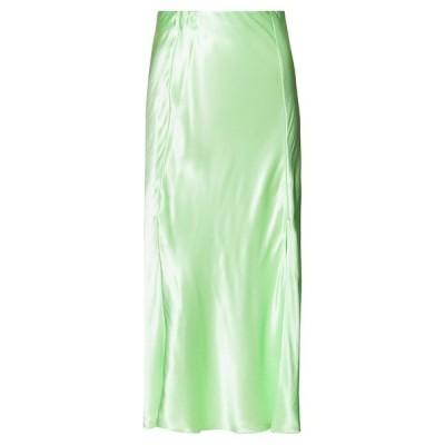 ウィークデイ スカート レディース ボトムス WAVE SKIRT - A-line skirt - green light
