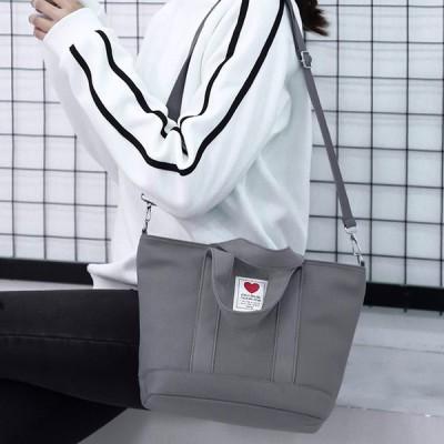 ミニトートバッグ 5色 小さい 帆布 ランチバッグ 小物入れ ショルダー バッグ 送料無料 メール便 代引き不可