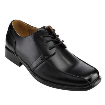 ドレス/フォーマル シューズ 靴 海外厳選ブランド メンズ Lace Up フラット ヒール Office Tuxedo オックスフォード ドレス シューズ ブラック BLACK