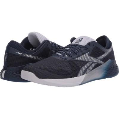 リーボック Reebok メンズ スニーカー シューズ・靴 Nano 9 Collegiate Navy/Sterling Grey/Silver Metallic