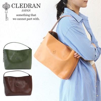 最大29%還元 クレドラン ショルダーバッグ CLEDRAN RACI SHOULDER BAG L cl3186 cl-3186 ラシ トートバッグ 日本製 革 レザー  正規品