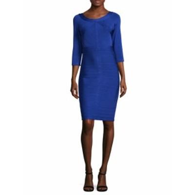 JS コレクションズ レディース ワンピース Scoopneck Work Sheath Dress