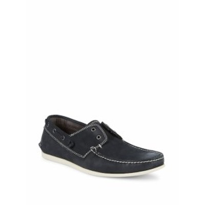ジョンバルバトス メンズ シューズ ローファー Star-S Leather Boat Shoes