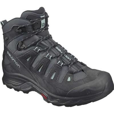 サロモン Salomon レディース ハイキング・登山 ブーツ シューズ・靴 Quest Prime GTX Boot Ebony/Black/Icy Morn