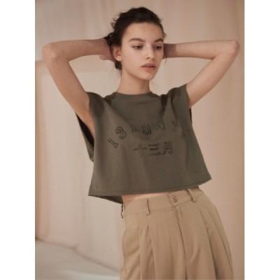 tシャツ Tシャツ 【13month】13M SLEEVELESS TOP