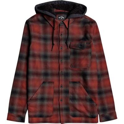 ビラボン Billabong メンズ シャツ トップス Furnace Bonded Shirt Red