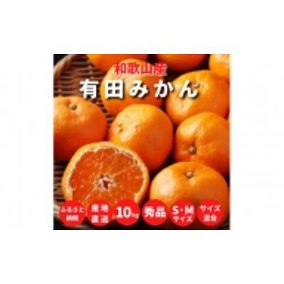 ZE6326_有田みかん 10kg S・Mサイズ