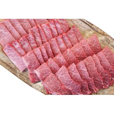 【A-022】大吉商店 近江牛霜降りカルビ焼肉用B [高島屋選定品]