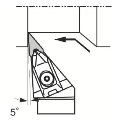 京セラ 外径加工用ホルダ DVLNL2020K16 [DVLNL2020K-16][r20][s9-830]