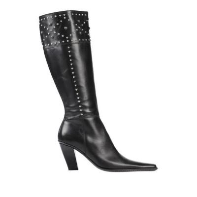 JANET & JANET ブーツ  レディースファッション  レディースシューズ  ブーツ  その他ブーツ ブラック