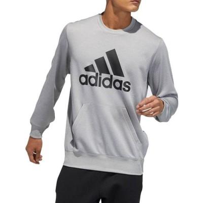adidas アディダス マストハブ クルー 21 スウェットシャツ トップス メンズ 2021年秋冬 吸汗 グレー GN0809
