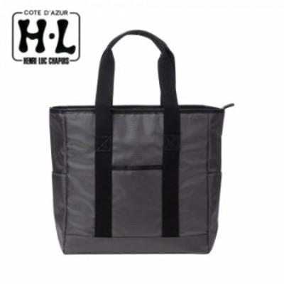 H.L アッシュエル A4サイズ対応メンズトートバッグ B-HLM165003GRY グレー
