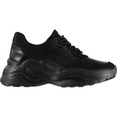 ブリンク Blink レディース スニーカー シューズ・靴 Fix Trainers Black