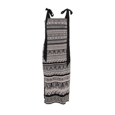 シャネル Chanel スリーブレス ドレス ワンピース 中古