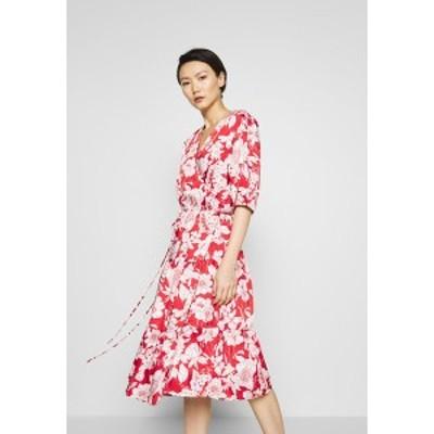 レベッカミンコフ レディース ワンピース トップス MARY DRESS - Day dress - red multi red multi