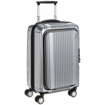【送料無料】[バーマス] スーツケース ジッパー プレステージ2 フロントオープン 機内持ち込み可 60261 34L 49 cm 2.9kg