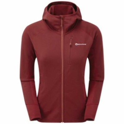 montane モンテイン アウトドア 女性用ウェア フリース montane iridium-hybrid-hoodie