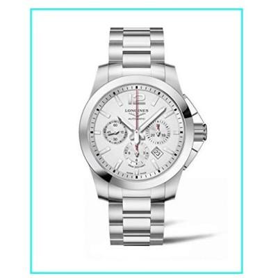 (新品)Longines Conquest Chronograph Automatic Men's Watch L38014766【並行輸入品】