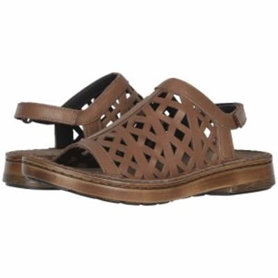 ナオト Naot レディース サンダル・ミュール シューズ・靴 Amadora Mocha Rose Leather