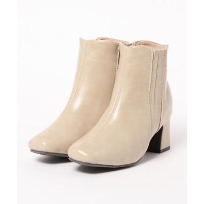 ブーツ サイドゴアブーティー(0R18-BT01)