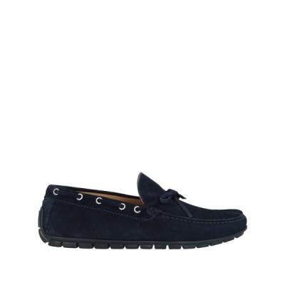 アンジェロ パロッタ ANGELO PALLOTTA メンズ ローファー シューズ・靴 loafers Blue