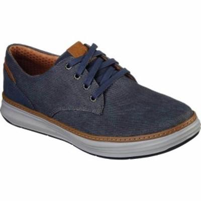スケッチャーズ Skechers メンズ スニーカー シューズ・靴 Moreno Ederson Sneaker Navy