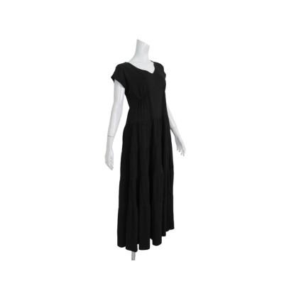 MARTHA(マーサ)カットソーロングワンピース (ワンピース)Dress