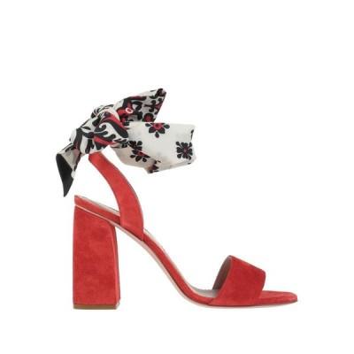 RED(V) サンダル ファッション  レディースファッション  レディースシューズ  サンダル、ミュール  サンダル レンガ