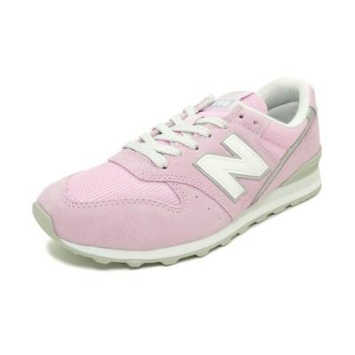 スニーカー ニューバランス NEW BALANCE WL996CLD ピンク NB レディース シューズ 靴 19FW